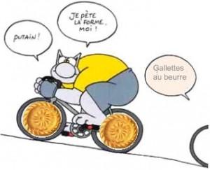 Vélo & galette
