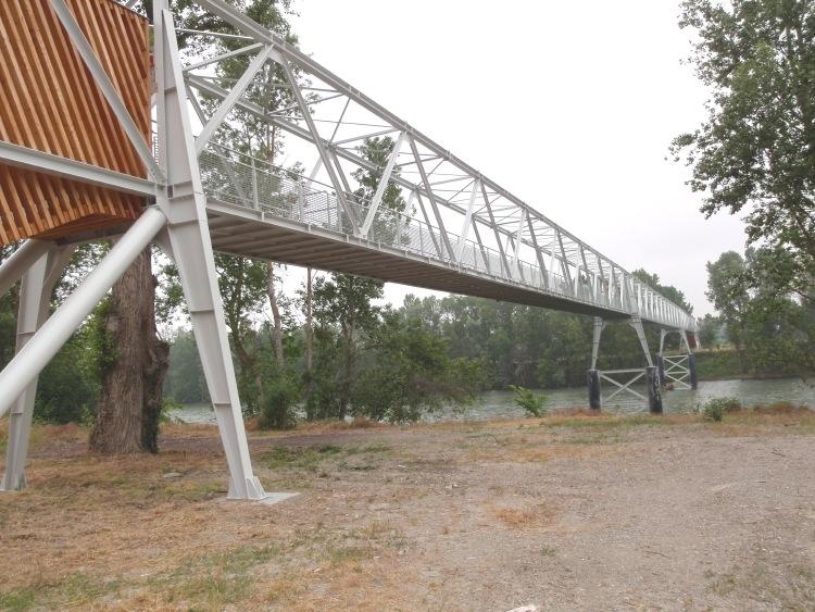 pont modes actifs