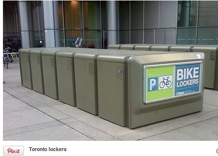 toronto lockers